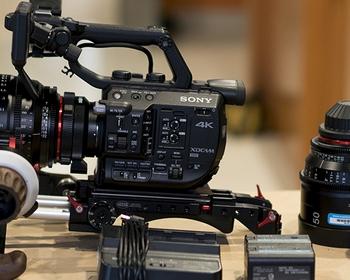 wypożyczenie kamery to najtańszy sposób na własny film